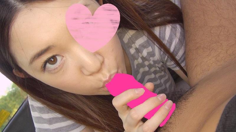 爆乳女子大生のNちゃん - 【個人撮影】第94弾 公園の駐車場でも大胆に舐めたいぐらいにチンポが好きな女の子!