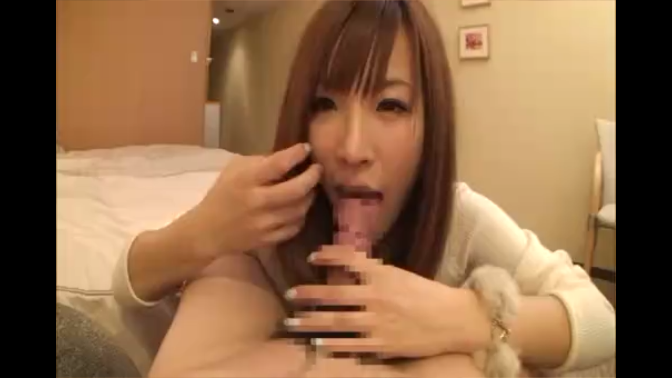 フェラ好き女子!!奉仕フェラからの着衣SEX