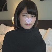 【個人撮影】まどか22歳 ショートボブの巨乳グラマラス美容師に大量中出し