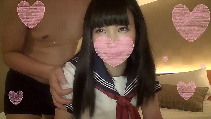 "FC2 PPV 619492 shooting petite Loli daughter neat black-haired upset uniform Ecchi ""Yaan」 ""demon piston"