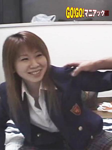 二名の制服女子とエロ個人ビデオ