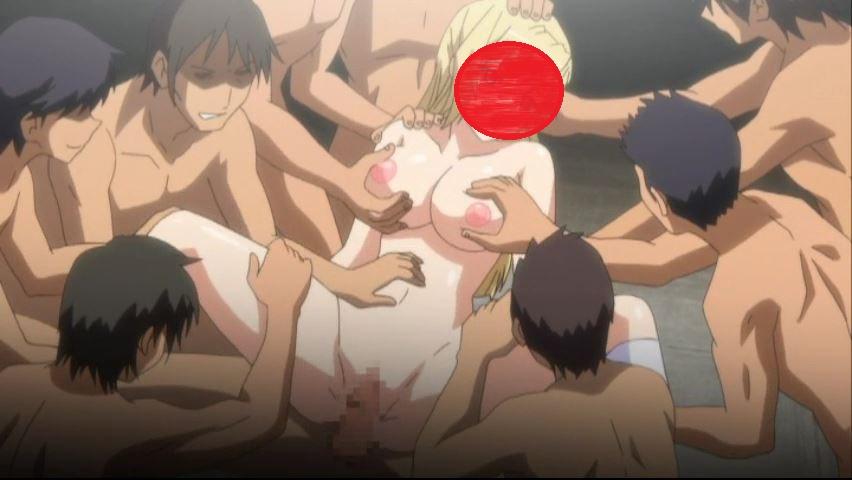 アニメ・輪姦-4