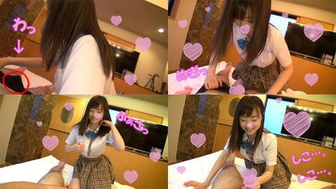 【個人撮影】清純派ちっぱい娘まりちゃん…