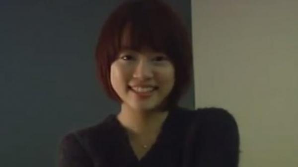 【個人撮影】ショートヘアの可愛いお姉さ…